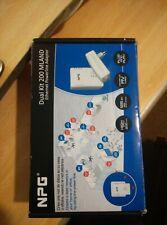 Kit PLC NPG Powerline 200Mbps