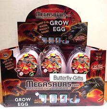 Large Megasaurs Hatching & Growing DINOSAUR EGG Jurassic Toy Gift Children Kids