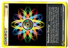 POKEMON RUBY & SAPPHIRE RARE N°  95/109 RAINBOW ENERGY