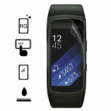 Clear TPU Screen Protector Film For Samsung Gear Fit2 Bracelet Band Hot Sale