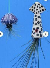 Mini Sea Life Garden Set Hanging Planters