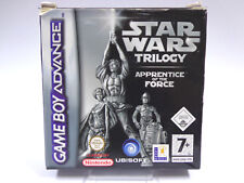 Gameboy Advance juego-Star Wars Trilogy: apprentice of the Force (OVP) gba11547273