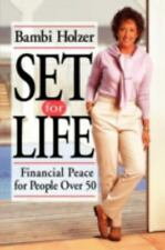 Set for Life: A Financial Planning Guide for People Over 50-ExLibrary