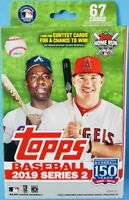 2019 Topps Series 2 Baseball Factory Sealed Hanger box Tatis Vlad Alonso Eloy