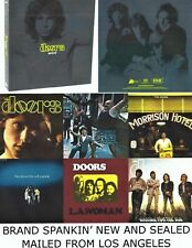 THE DOORS - INFINITE - 12 LP, 6 ALBUM, 200g.Vinyl, 45rpm, Ltd.Ed. NUMBERED - NEW