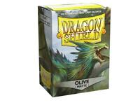 Dragon Shield: Matte Sleeves - Olive (100ct)