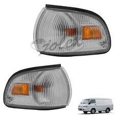 Blinker Blinkleuchte weiss Scheinwerfer rechts+links Set Satz Hyundai H100 96-