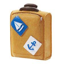 Dekofigur Reisekoffer Koffer Reisetasche Urlaub Geburtstagsgeschenk Geldgeschenk
