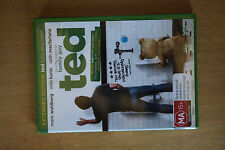 Ted Extended Edition DVD R4 PAL Mark Wahlberg, Kunis PRE OWNED VGC (Box D16)