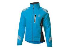 Ropa de ciclismo azul de mujer