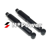 GAS SHOCK ABSORBERS REAR PAIR FOR MITSUBISHI PAJERO NH NJ NK NL 4WD WAGON 91-00