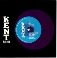 TUTTI HILL When The Going Gets Rough / GARRETT...NEW 60s SOUL 45 (KENT) NORTHERN