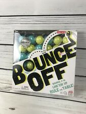 Mattel Bounce-Off Game fun play 100% COMPLETE- Good Cond