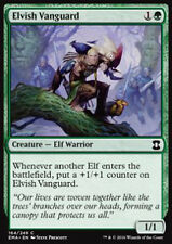 MTG ELVISH VANGUARD FOIL EXC - AVANGUARDIA ELFICA - EMA - MAGIC
