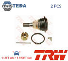 2x TRW LOWER FRONT OUTER SUSPENSION BALL JOINT PAIR JBJ724 P NEW OE REPLACEMENT