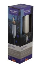 NEW Better Homes and Garden Parklane Stainless Steel Outdoor Lawn Tiki Torch