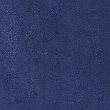 Auto Alcantara Cuoio Selvatico Vero camoscio Fb. blu reale senza