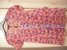 Papaya Waist Length Blouse Floral Tops & Shirts for Women