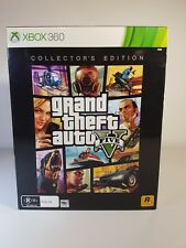 Grand Theft Auto V (GTA 5) Collectors Edition Contents. (No Game Included)