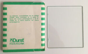 Durst Sixgla Glass Negative Carrier Insert - 6 x 7 - Durst M605 M670 and others