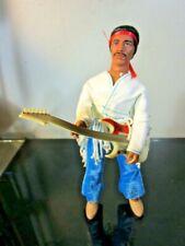 "Mego Woodstock Jimi Hendrix Classic Action Figure 8""~LOOSE~"