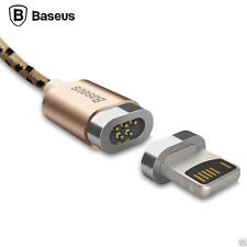 Baseus Lightning Magnetic Charging Data Cable for Apple iphone 5 6 7+ipad 2.4A