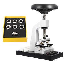 Profi 3 in 1 Uhrenwerkzeug Uhrwerk-Reparatur-Set Uhr Rückseite Öffner Set 5700#