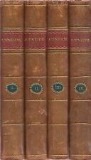 Eneide/L 'énéide (trad. par Jacques Delille) 4 BDE. 1804