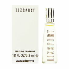 Lizsport by Liz Claiborne for Women 0.17 oz EDT Mini Brand New