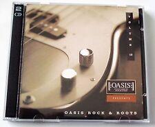OASIS PRESENTS - OASIS ROCK & ROOTS VOLUME 13 -  2 CD SET - LIKE NEW
