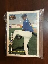 1999 Midland RockHounds Minor League Team Card Set