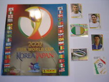 WM 2002, 20 sticker stickers Panini World Cup Corea Japón 02