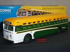 CORGI 54008 GM4502 SAN FRANCISCO MARKET STREET AMERICAN DIECAST MODEL COACH BUS