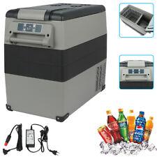 55L Portable Freezer Mini Fridge Refrigerator Cooler Car Home Travel w/Bluetooth