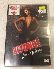 Beyonce - Live At Wembley (DVD & CD 2004) Watched Once Region 4 With Booklets.