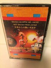 Orquesta De La Luz Salsa Caliente Del Japon Hot From Japan Cassette