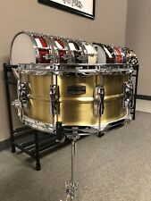 "Yamaha Recording Custom Brass 14"" X 6.5"" Snare Drum - B Stock"