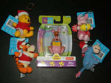 WINNIE THE POOH TOYS - NEW