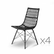 Unbranded Wicker Dining Chairs