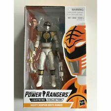 Hasbro White Power Rangers Lightning Collection 6 Inch Action Figure