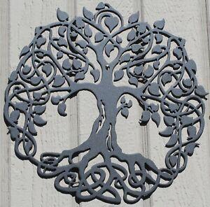 Tree of Life 3 Metal Wall Art Home Decor