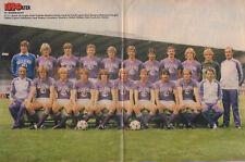STRIPWEEKBLAD EPPO 1981 nr. 04 - POSTER ANDERLECHT / VARIOUS COMICS / ARIE HAAN