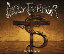 HOLY TERROR - TOTAL TERROR - 4CD+DVD NEW SEALED 2017