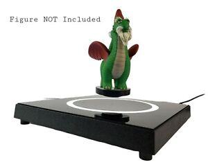 Magnetic Levitation Floating Ion Revolution Display Platform Tested and Working!
