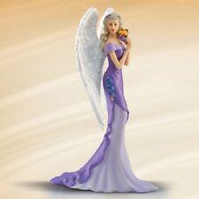Angel of Strength - Angels of Caring Figurine Thomas Kinkade  Bradford Exchange