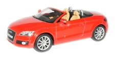 Cararama 33240 Audi TT Cabriolet Red 1/43 Scale New Boxed