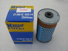 NEW HENGST D08E135H OIL FILTER 1021800009 For MERCEDES BENZ 1982-1987