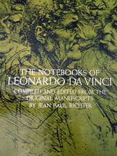 Notebooks of Leonardo Da Vinci Book Volume  2 1970 Illustrated 700 Drawings Art