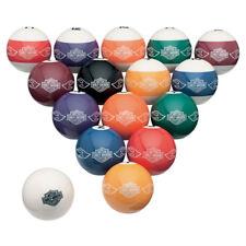 HARLEY DAVIDSON Bar & Shield Flames Logo Custom Billiard Ball Set 16 Balls