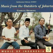Various-Indonesia V3 Music From Outskirts Of Jak CD NEW